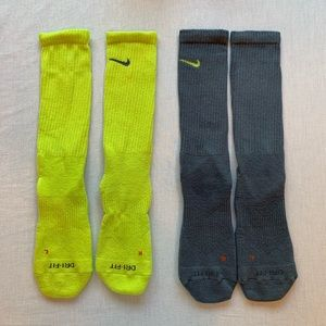 Nike Men's Performance Socks- 2 Pairs